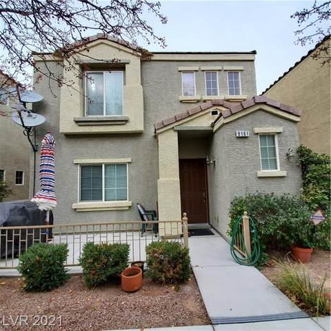 9161 Sconce Court, Las Vegas, NV 89149 (MLS #2260603) :: The Shear Team