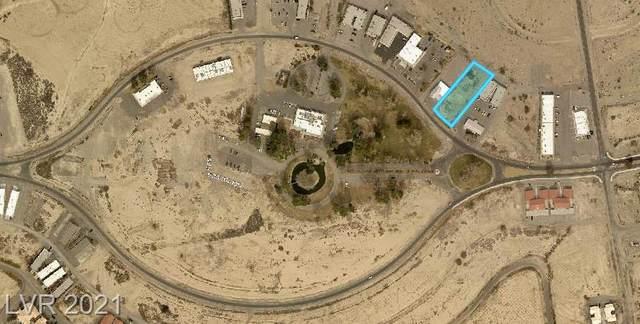 2260 Calvada Boulevard, Pahrump, NV 89048 (MLS #2260626) :: Billy OKeefe | Berkshire Hathaway HomeServices