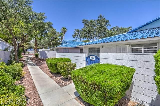 2124 Chertsey Drive C, Las Vegas, NV 89108 (MLS #2260642) :: The Lindstrom Group