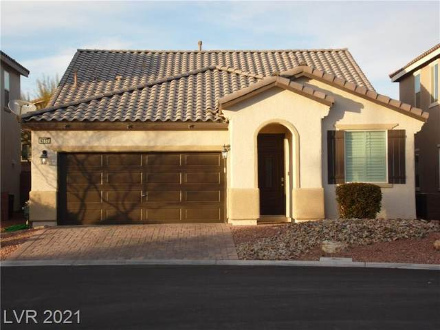 4132 Seclusion Bay Avenue, North Las Vegas, NV 89081 (MLS #2260688) :: The Lindstrom Group