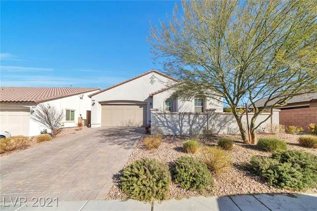 414 Highspot Street, Henderson, NV 89011 (MLS #2260715) :: Signature Real Estate Group