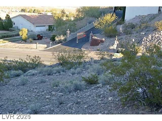 1404 Pueblo Drive, Boulder City, NV 89005 (MLS #2260719) :: The Lindstrom Group