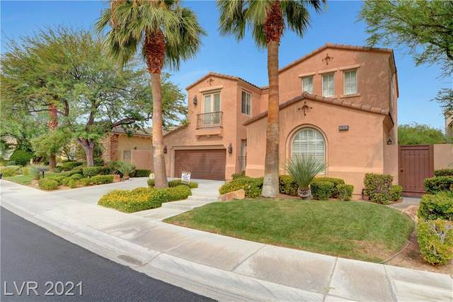11376 Sandstone Ridge Drive, Las Vegas, NV 89135 (MLS #2260729) :: Billy OKeefe | Berkshire Hathaway HomeServices