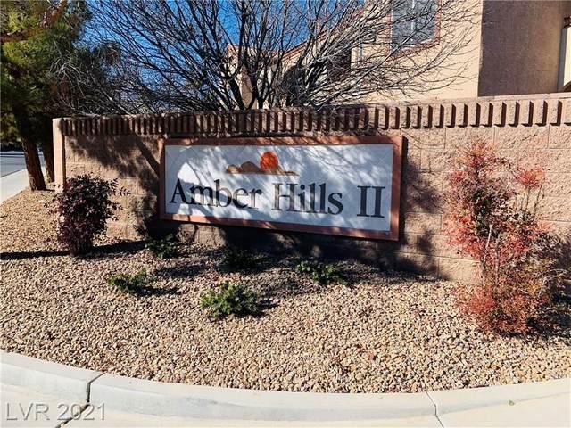 9580 W Reno Avenue #156, Las Vegas, NV 89148 (MLS #2260739) :: Vestuto Realty Group