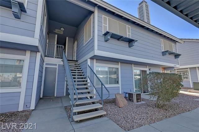 5320 Silvermist Court #203, Las Vegas, NV 89122 (MLS #2260763) :: Team Michele Dugan