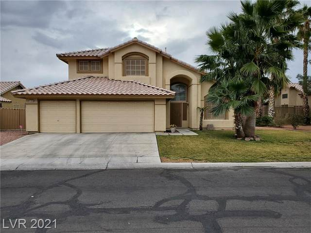 1109 Concertino Avenue, Las Vegas, NV 89123 (MLS #2260784) :: Signature Real Estate Group