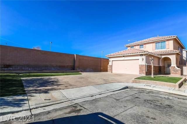9596 Sunshade Court, Las Vegas, NV 89147 (MLS #2260794) :: Vestuto Realty Group