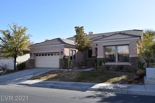 10753 Arundel Avenue, Las Vegas, NV 89135 (MLS #2260800) :: The Lindstrom Group