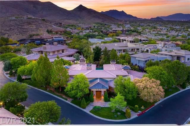 18 Misty Peaks Court, Las Vegas, NV 89135 (MLS #2260803) :: Jeffrey Sabel