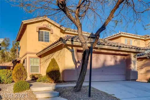543 Poplar Leaf Street, Las Vegas, NV 89144 (MLS #2260812) :: Hebert Group | Realty One Group