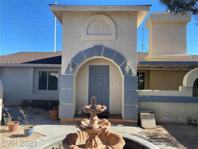 8054 Firethorn Lane, Las Vegas, NV 89123 (MLS #2260817) :: Signature Real Estate Group