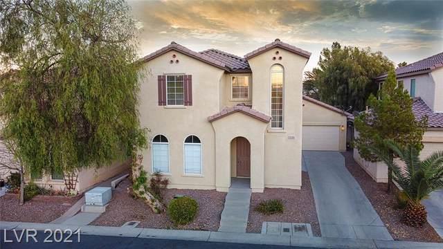 10388 Gunpowder Falls Street, Las Vegas, NV 89183 (MLS #2260825) :: Billy OKeefe | Berkshire Hathaway HomeServices