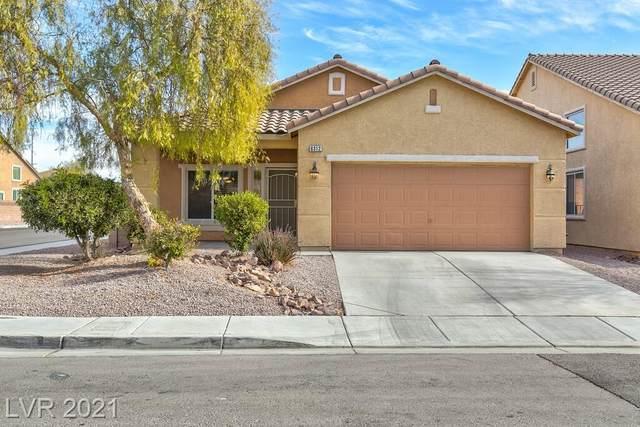 6312 Legend Falls Street, North Las Vegas, NV 89081 (MLS #2260835) :: Billy OKeefe   Berkshire Hathaway HomeServices