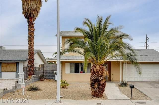 901 Neil Armstrong Street, Las Vegas, NV 89145 (MLS #2260843) :: The Perna Group