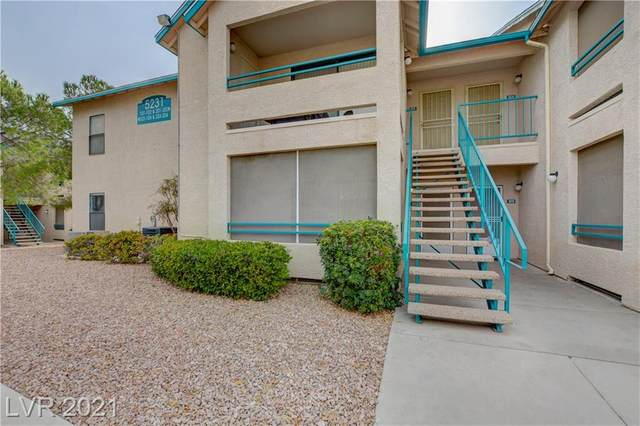 5231 Lindell Road #101, Las Vegas, NV 89118 (MLS #2260846) :: The Mark Wiley Group | Keller Williams Realty SW