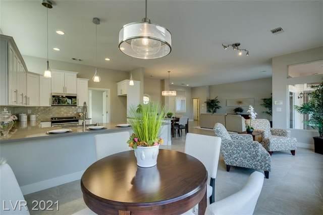 2816 Castle Bar Drive, Las Vegas, NV 89134 (MLS #2260855) :: Vestuto Realty Group