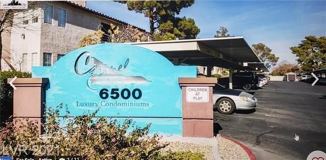 6500 Lake Mead Boulevard #121, Las Vegas, NV 89108 (MLS #2260856) :: The Mark Wiley Group | Keller Williams Realty SW