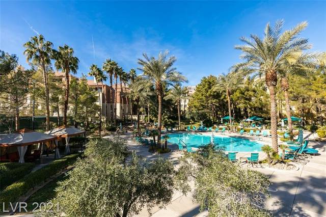 220 Flamingo Road #125, Las Vegas, NV 89169 (MLS #2260876) :: Team Michele Dugan