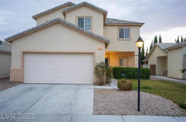 4829 Whispering Spring Avenue, Las Vegas, NV 89131 (MLS #2260885) :: Vestuto Realty Group