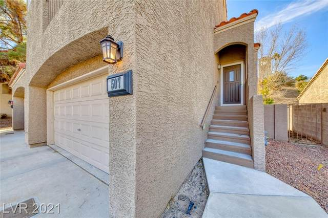 507 Sutters Mill Court, Henderson, NV 89014 (MLS #2260886) :: Signature Real Estate Group