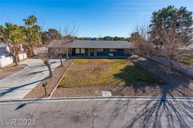 2687 Brockington Drive, Las Vegas, NV 89120 (MLS #2260891) :: ERA Brokers Consolidated / Sherman Group