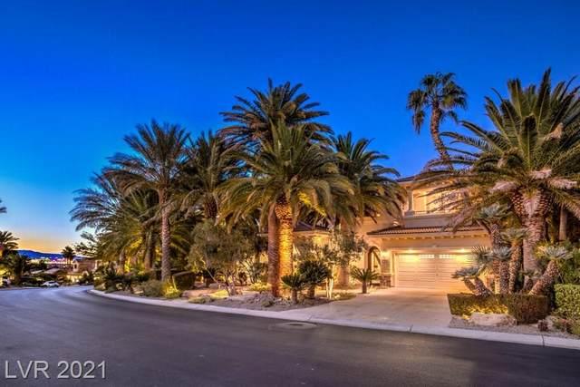 1414 Foothills Village Drive, Henderson, NV 89012 (MLS #2260898) :: Signature Real Estate Group