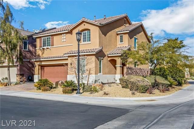 3614 Via Casentino, Henderson, NV 89052 (MLS #2260903) :: Signature Real Estate Group