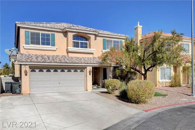 890 Trout Stream Court, Henderson, NV 89052 (MLS #2260911) :: Vestuto Realty Group