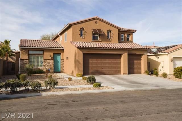 7643 Cascade Ridge Court, Las Vegas, NV 89113 (MLS #2260923) :: Hebert Group | Realty One Group