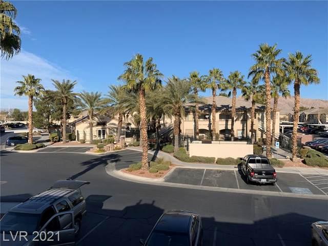 3400 Cabana Drive #2007, Las Vegas, NV 89122 (MLS #2260955) :: Vestuto Realty Group