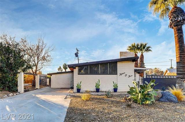 1505 Kirkland Avenue, Las Vegas, NV 89102 (MLS #2260990) :: The Mark Wiley Group | Keller Williams Realty SW