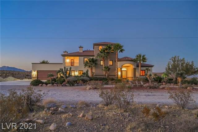 10320 Serene Avenue, Las Vegas, NV 89161 (MLS #2261004) :: Signature Real Estate Group