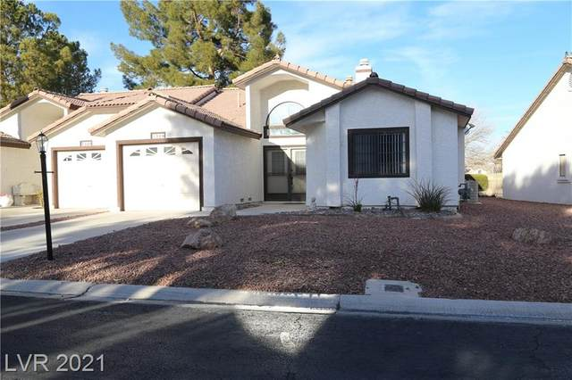 5316 Castle Harbor Avenue, Las Vegas, NV 89130 (MLS #2261009) :: Vestuto Realty Group