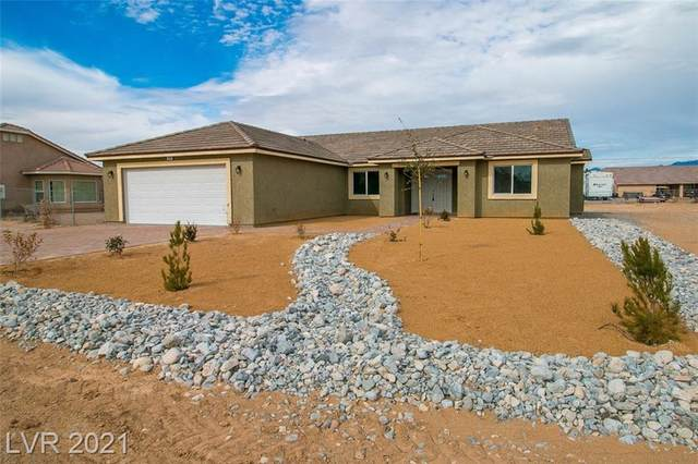 511 Antelope Avenue, Pahrump, NV 89060 (MLS #2261033) :: Custom Fit Real Estate Group