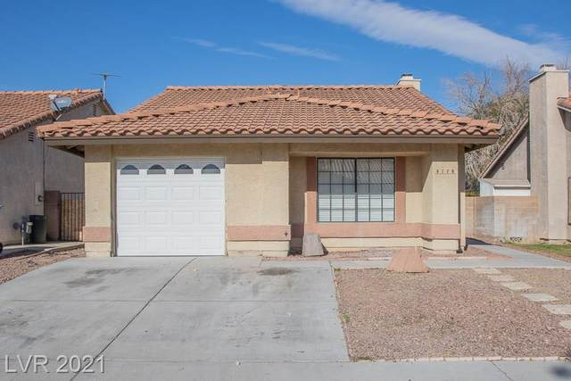 6720 Theus Circle, Las Vegas, NV 89107 (MLS #2261034) :: The Perna Group