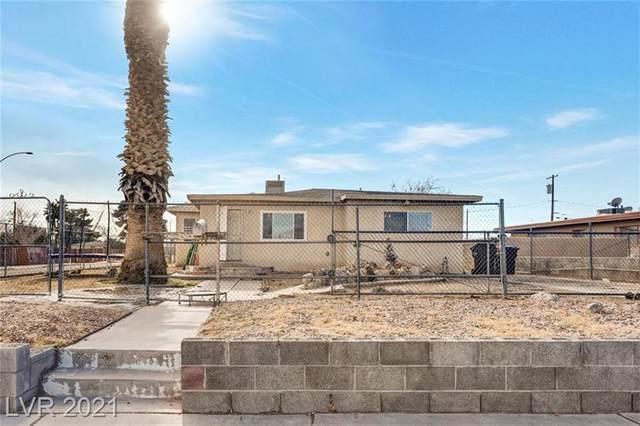301 W Van Buren Avenue, Las Vegas, NV 89106 (MLS #2261048) :: Hebert Group | Realty One Group