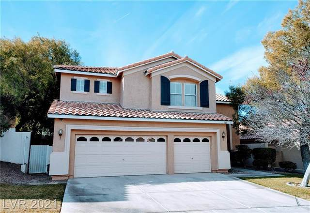 303 Queen Creek Circle, Henderson, NV 89052 (MLS #2261049) :: The Lindstrom Group