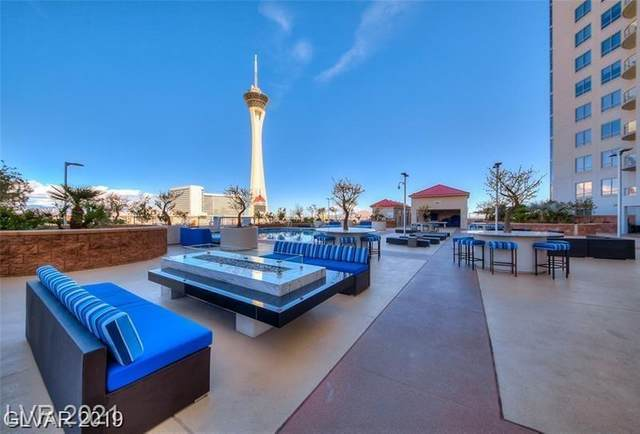 200 Sahara Avenue #4004, Las Vegas, NV 89102 (MLS #2261066) :: Vestuto Realty Group