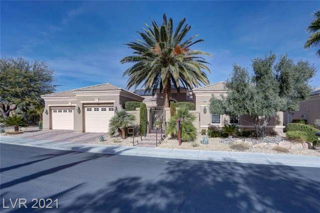 10254 Sofferto Avenue, Las Vegas, NV 89135 (MLS #2261094) :: Vestuto Realty Group