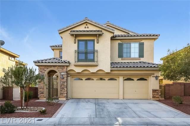 3125 Madame Plantier Avenue, North Las Vegas, NV 89081 (MLS #2261095) :: Team Michele Dugan