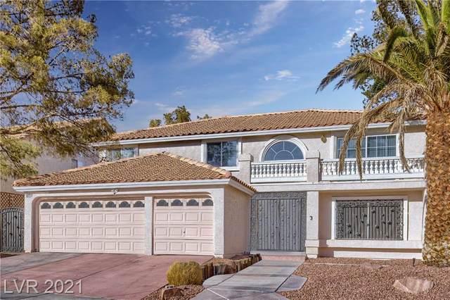 8820 Sailplane Avenue, Las Vegas, NV 89129 (MLS #2261105) :: Hebert Group | Realty One Group