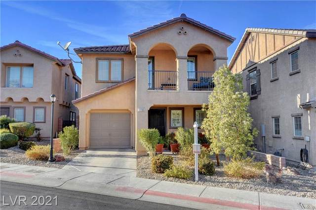 1135 Paradise Garden Drive, Henderson, NV 89002 (MLS #2261126) :: The Perna Group