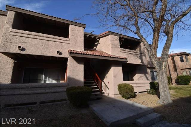 1455 E Katie Avenue F23, Las Vegas, NV 89119 (MLS #2261136) :: The Mark Wiley Group | Keller Williams Realty SW
