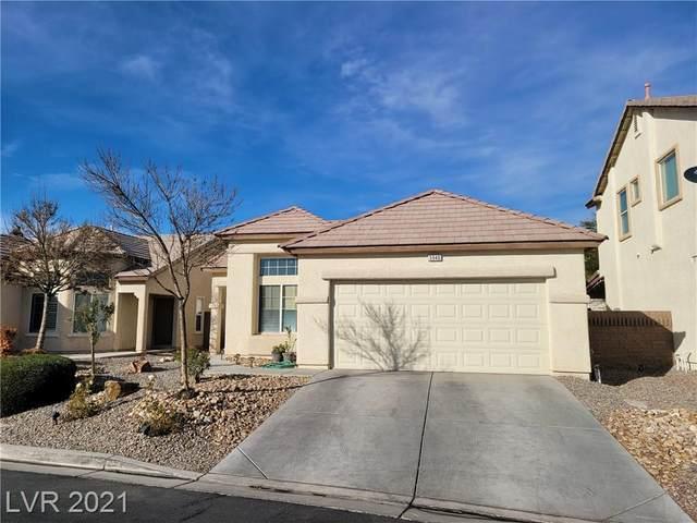 3940 Fragrant Jasmine Avenue, Las Vegas, NV 89081 (MLS #2261158) :: Team Michele Dugan