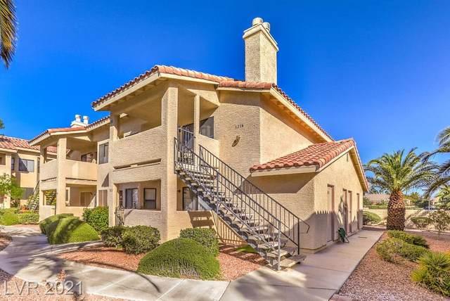 1216 Observation Drive #201, Las Vegas, NV 89128 (MLS #2261160) :: Vestuto Realty Group