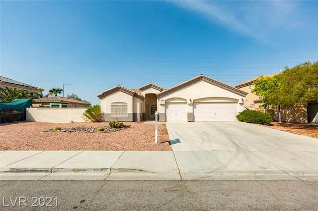 154 Skipping Stone Lane, Las Vegas, NV 89123 (MLS #2261164) :: Kypreos Team