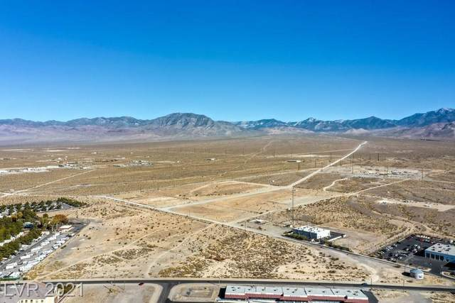 951 S Shoshone Drive, Pahrump, NV 89060 (MLS #2261187) :: ERA Brokers Consolidated / Sherman Group