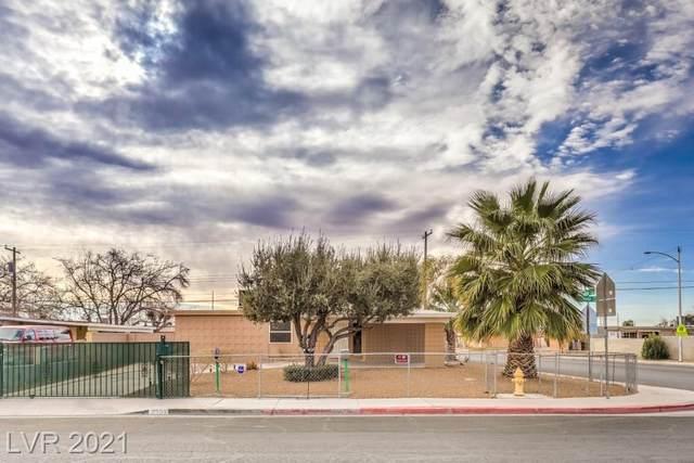 3300 Osage Avenue, Las Vegas, NV 89101 (MLS #2261220) :: Signature Real Estate Group