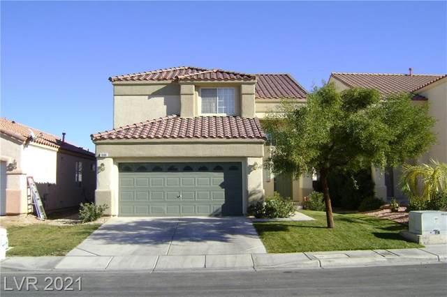 9586 Big Man Street, Las Vegas, NV 89123 (MLS #2261227) :: Team Michele Dugan