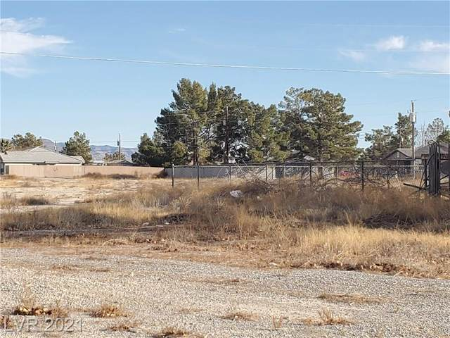 1841 W Mount Charleston Drive, Pahrump, NV 89048 (MLS #2261248) :: The Lindstrom Group